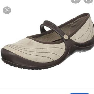 Crocs Wrapped Mary Janes